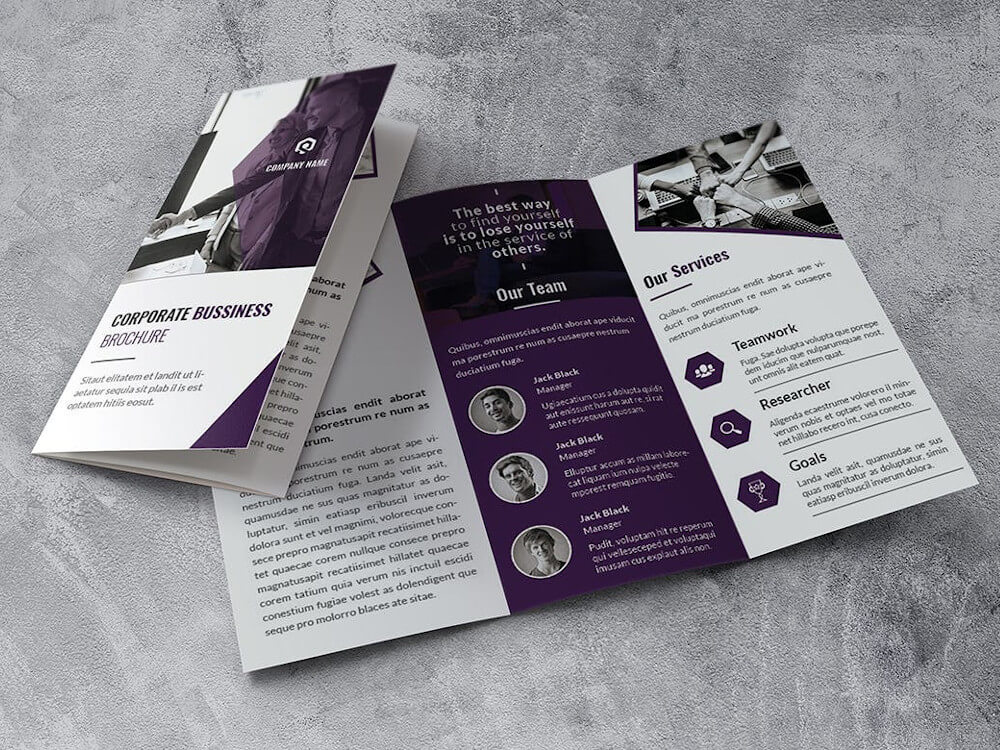 Express Print Brochure Printing