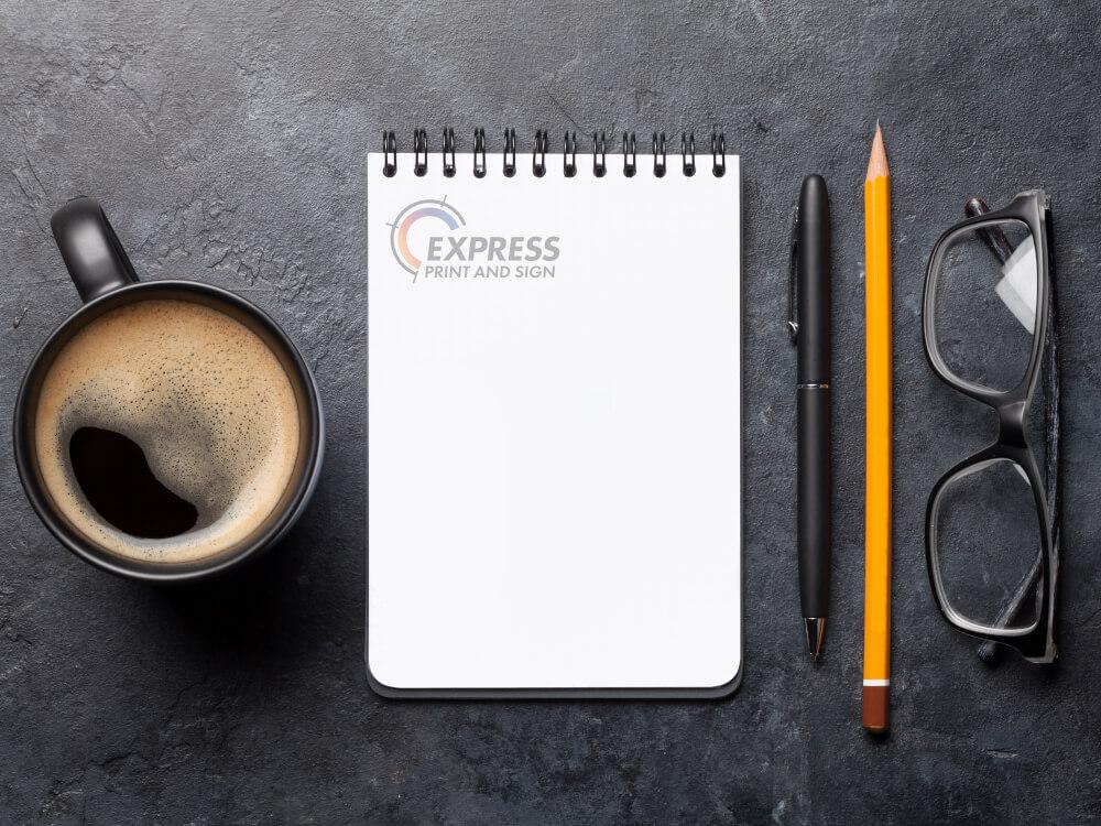 Express Print Printed Notepads
